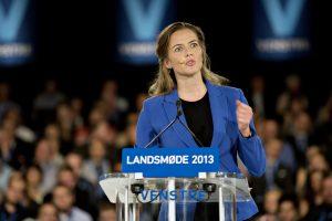 Venstres Landsm¿de 2013, Ellen Trane N¿rby
